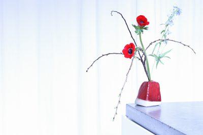 Antoine Vandewoude Pick Fleur Vase 2Holes