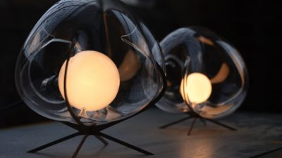 Catie Newell Exhale Lamps