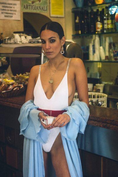 Gr13 Anna Maria Blanco Morena Bathing Suit 185 Euro 4