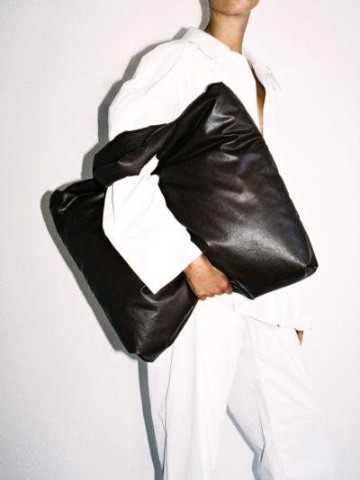 Gr13 Kassl Puffy Handbag