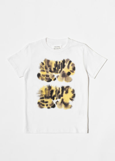 Children's T-shirt with two tigers by Wild Animals