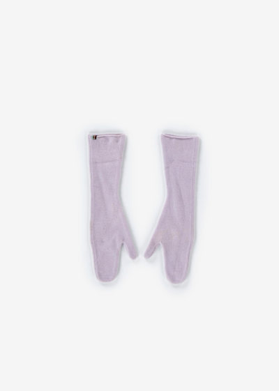N°165 'Nina' gloves by Extreme Cashmere