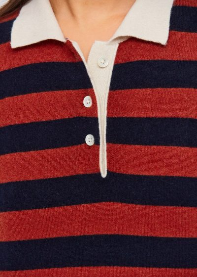 N°198 'Salamander' polo (available in 3 colours) by Extreme Cashmere