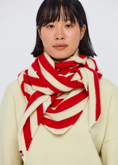 N°201 'Witch' scarf (available in 2 colours) by Extreme Cashmere