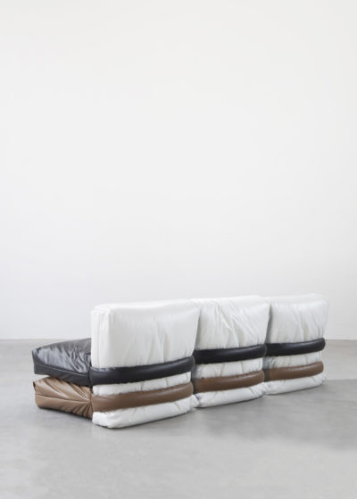 The Pillow Sofa  (3-seater) by KASSL Editions X Muller Van Severen