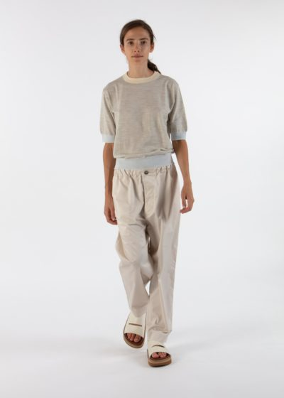'Muse' Jumper in off white by Sofie D'hoore