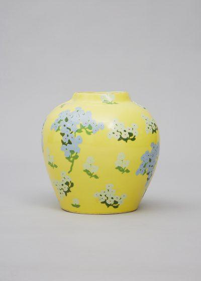 Ceramic vase by Bernadette