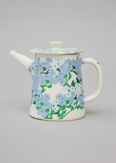 Ceramic teapot by Bernadette