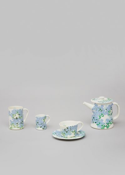 Ceramic espresso cup (available in 3 colours) by Bernadette