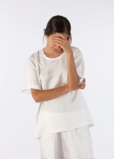 Off White 'Bunt Silt' Top by Sofie D'hoore