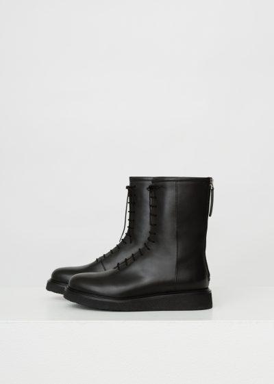 'Combat' boots by Legres