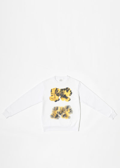 Children's sweater with two tigers by Wild Animals