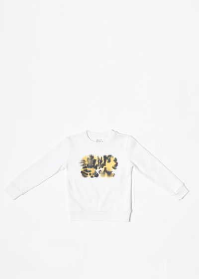 Children's sweater with one tiger by Wild Animals