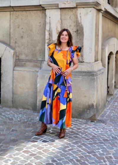 Zarela dress by Mara Hoffmann