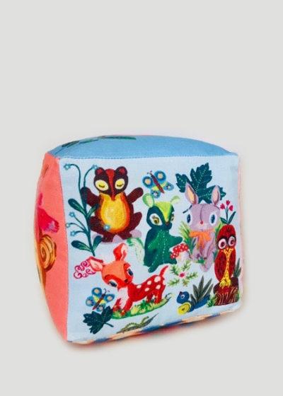 Art cube by Nathalie Lété x Design Farm Productions