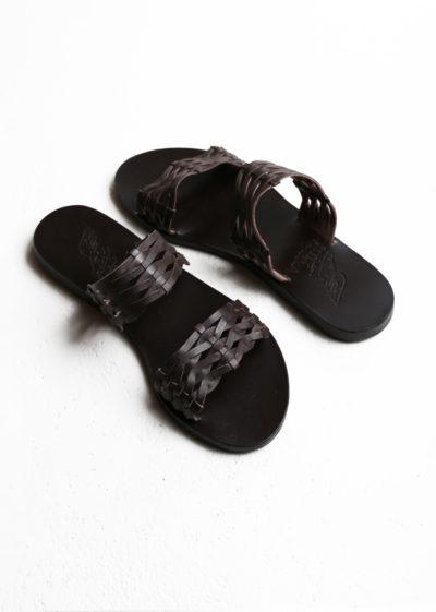 Melia woven sandals