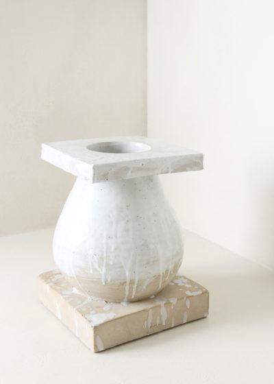 Large 'Collar' vase by Antoine Vandewoude
