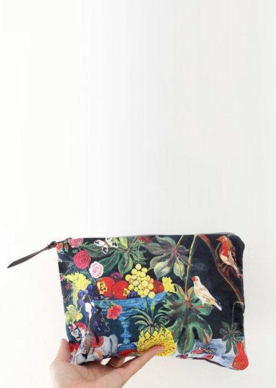 Art purse (available in 3 prints) by Nathalie Lété x Design Farm Productions