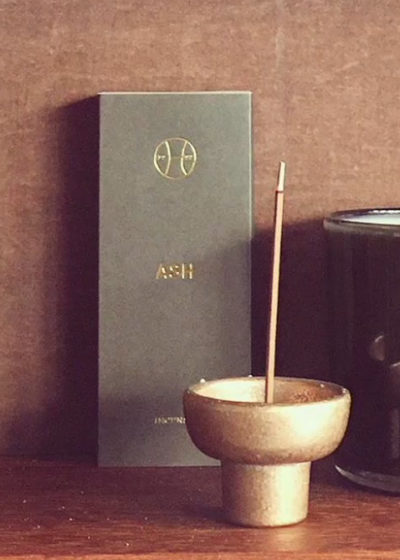 'Ash' Incense Sticks by Perfumer H