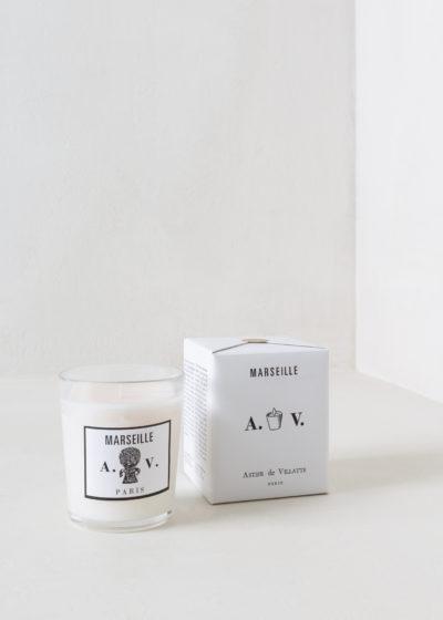 Marseille scented candle by Astier de Villatte