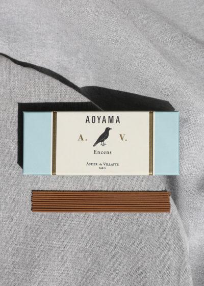 Aoyama Encens by Astier de Villatte