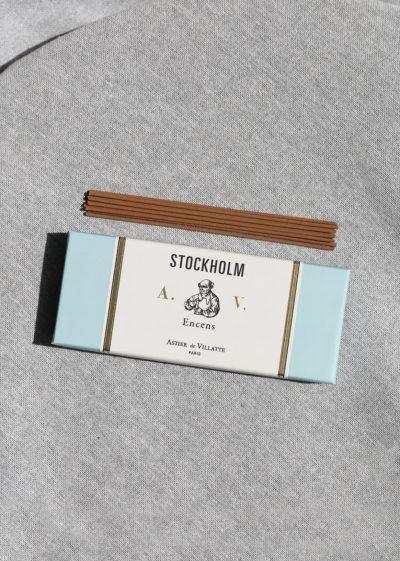 Stockholm Encens by Astier de Villatte