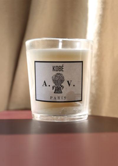 Kobe scented candle by Astier de Villatte