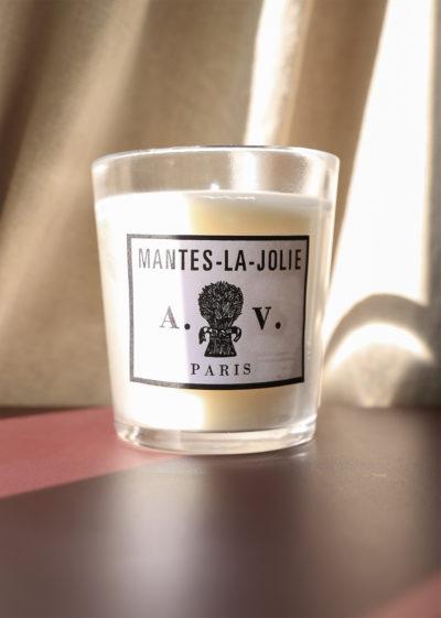 Mantes-la-jolie scented candle by Astier de Villatte