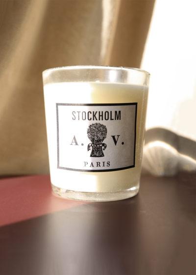 Stockholm scented candle by Astier de Villatte