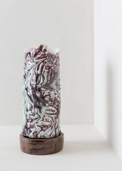 Flower vase by Antoine Vandewoude