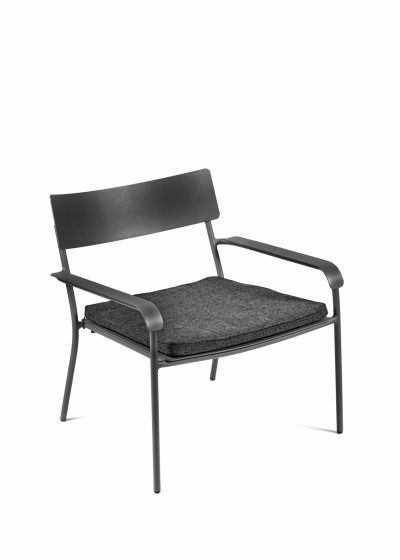 August Lounge Chair by Vincent Van Duysen by Vincent Van Duysen