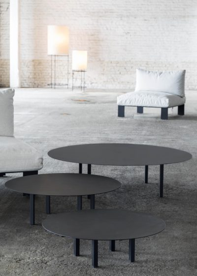Coffee Table ∅ 118 cm by Items by Bea