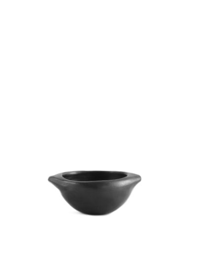 Mini serving bowl with handles by Indigena