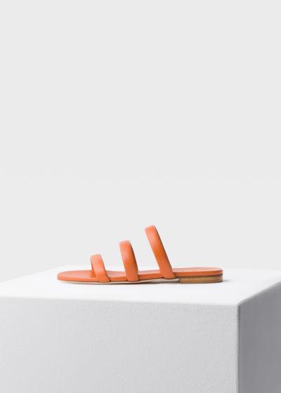 'Chrissy' saffron flats by Aeyde