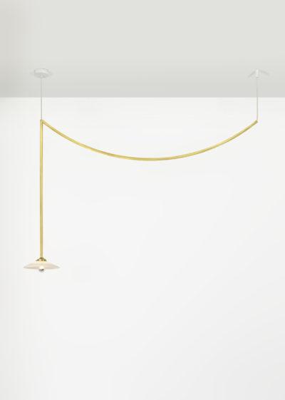 Ceiling lamp No 4 messing by Muller van Severen for valerie_objects