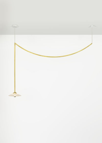 Ceiling lamp No 4 Brass by Muller van Severen for valerie_objects