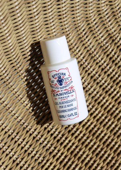 Cleansing hand gel by Santa Maria Novella