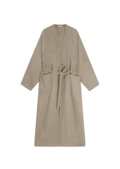 V Wrap wool (beige) by KASSL editions