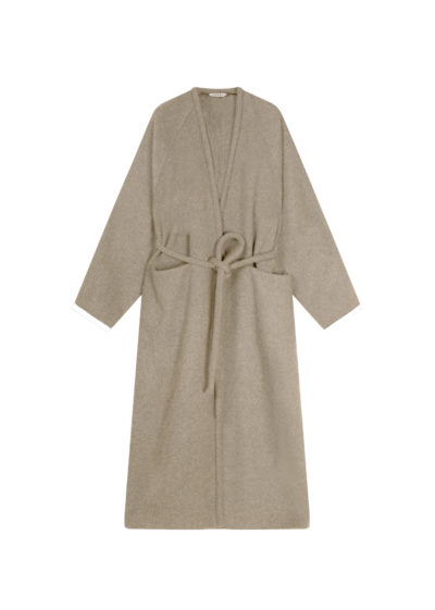 V Wrap wool (beige) by KASSL editions