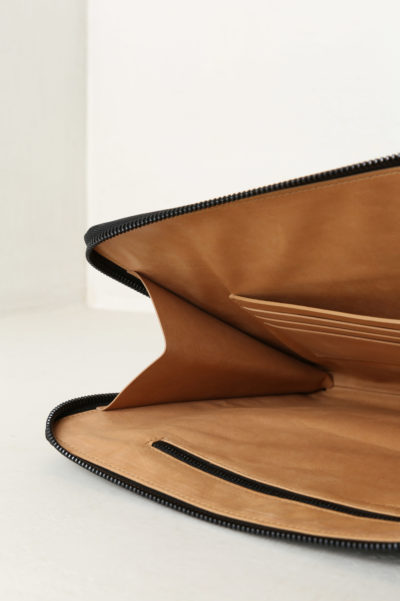 Zipped iPad cover/clutch bag by Common Projects for men