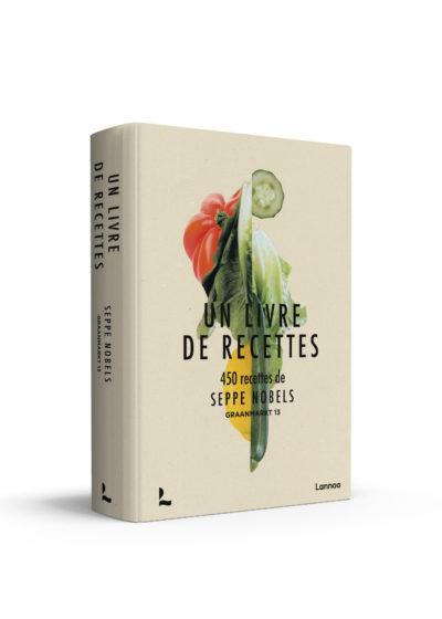 Een Kookboek (available in Dutch and French) by Graanmarkt 13