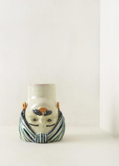 Testa di moro striped man by CristaSeya