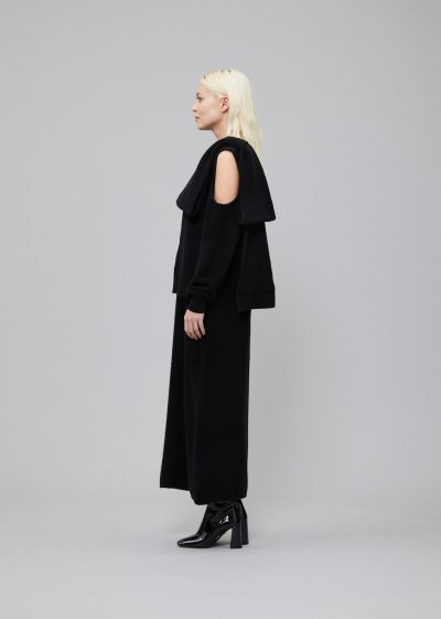 'Mia' cashmere dress by Bernadette