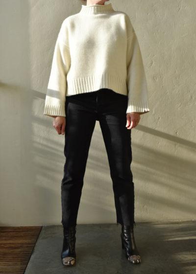 N° 163 'Ken' jumper by Extreme Cashmere