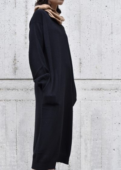 Cashmere 'Magnum' dress (available in 2 colours) by Sofie D'hoore
