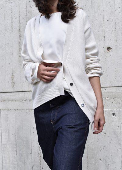 'Maison' cashmere cardigan by Sofie D'hoore