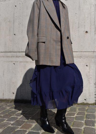 Wool 'Clone' blazer by Sofie D'hoore