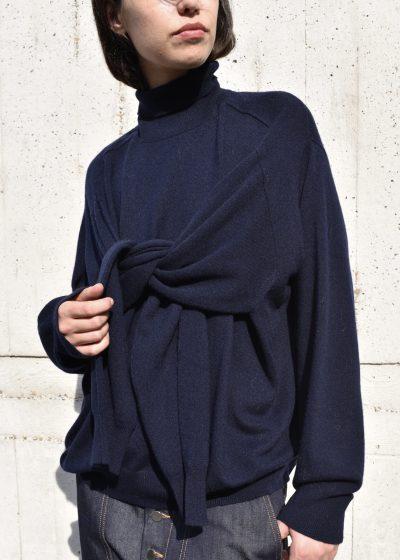 'Monday' cashmere turtleneck by Sofie D'hoore