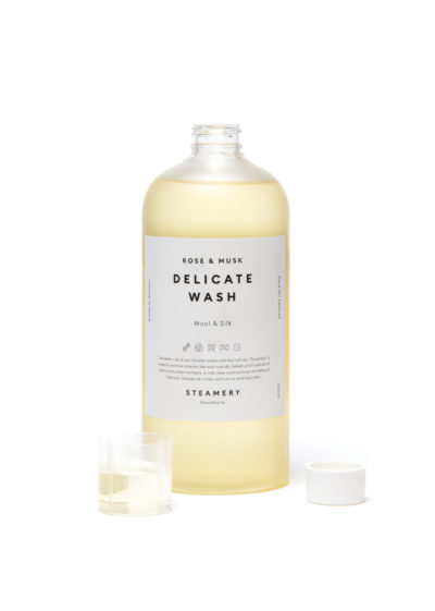 Sport and delicate wash detergent by Steamery