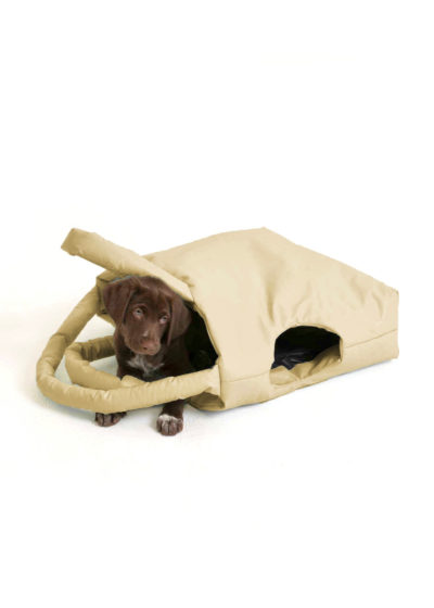 Oil Dog Bag Large (2 colors) by KASSL editions